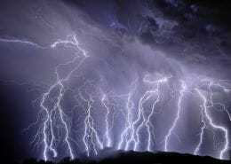 Can aircraft detect thunderstorms?