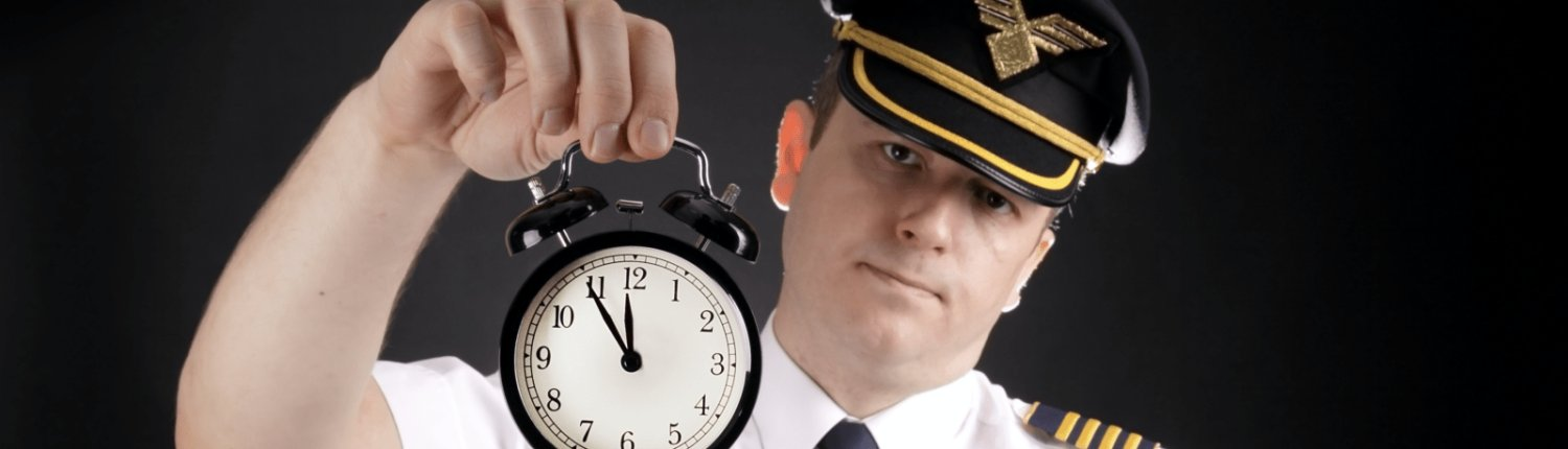 How many hours can pilots fly a day?