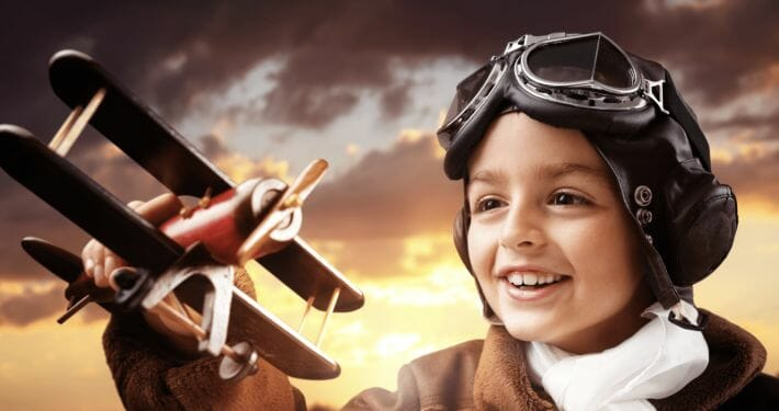 What should I study at school to become a pilot?