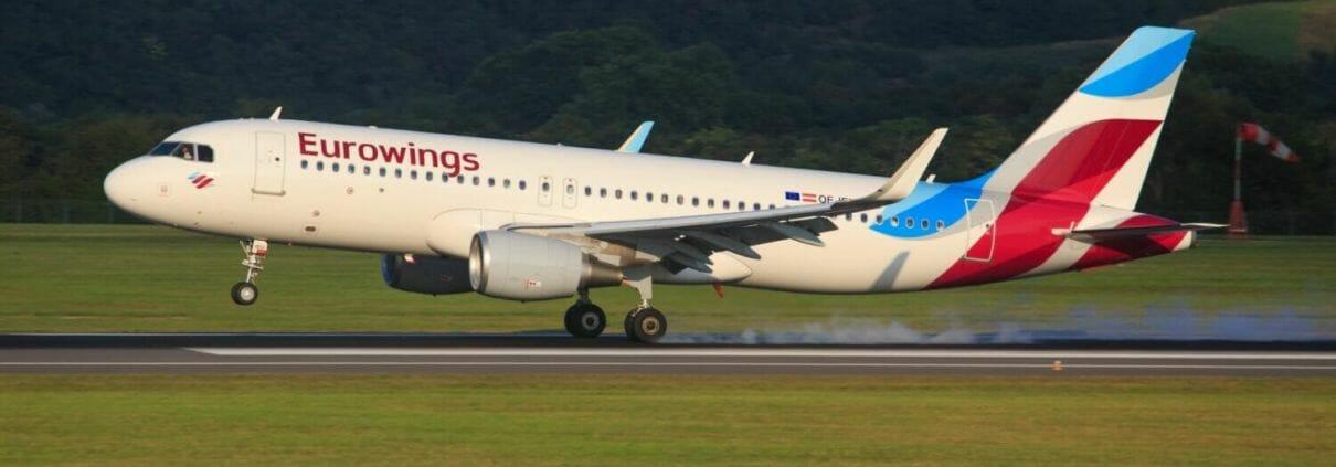 Eurowings First Officer Pilot Recruitment