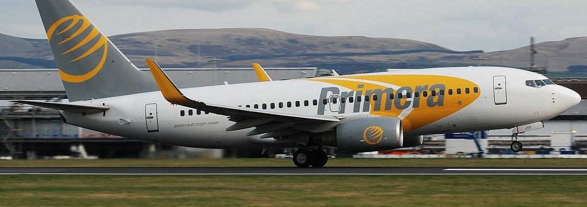 Primera Air Pilot Recruitment
