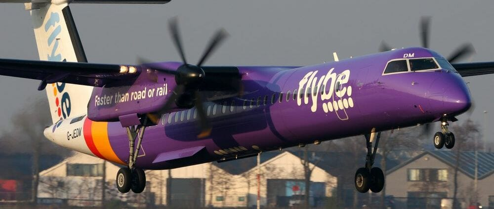 Flybe First Officer recruitment