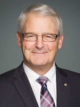 Canada Transport Minister