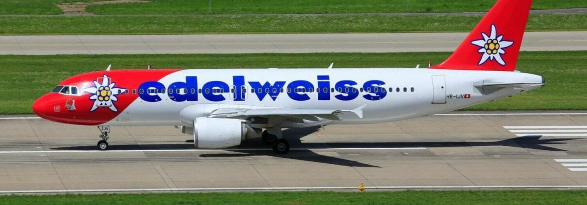 Edelweiss A320 First Officers