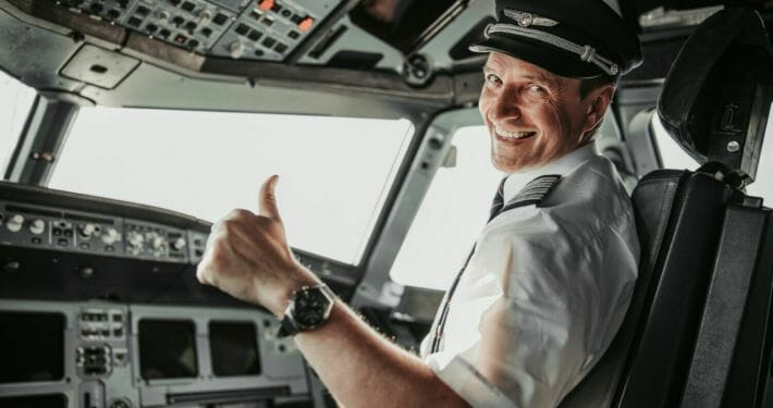 A day in the life of a long haul airline pilot