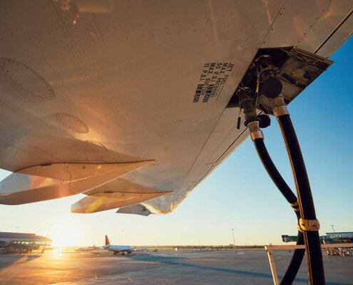How much does jet fuel cost?