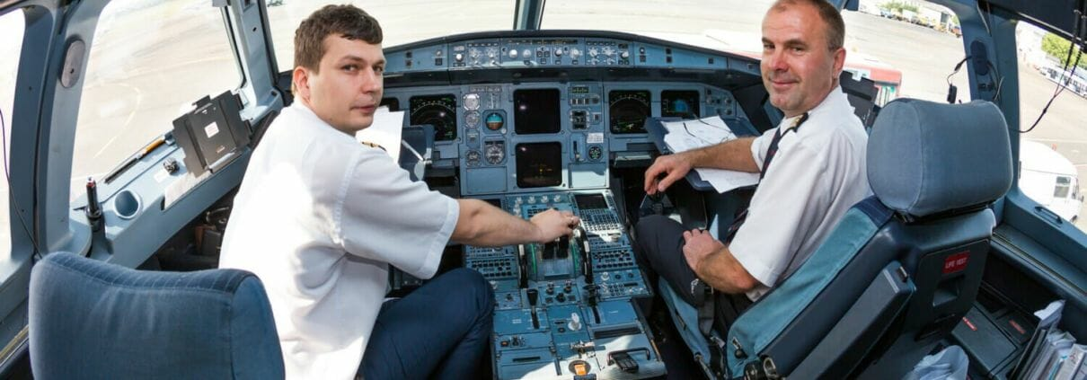 A320 Online Training Package