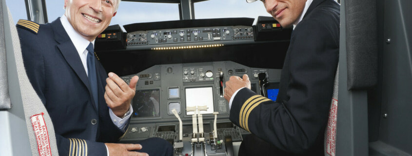 A look at the typical salary and pay of a commercial pilot