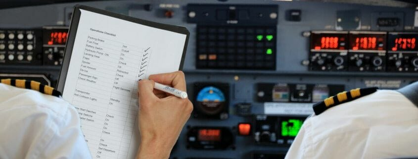 A look at what a Standard Operating Procedure (SOP) is in the airline industry