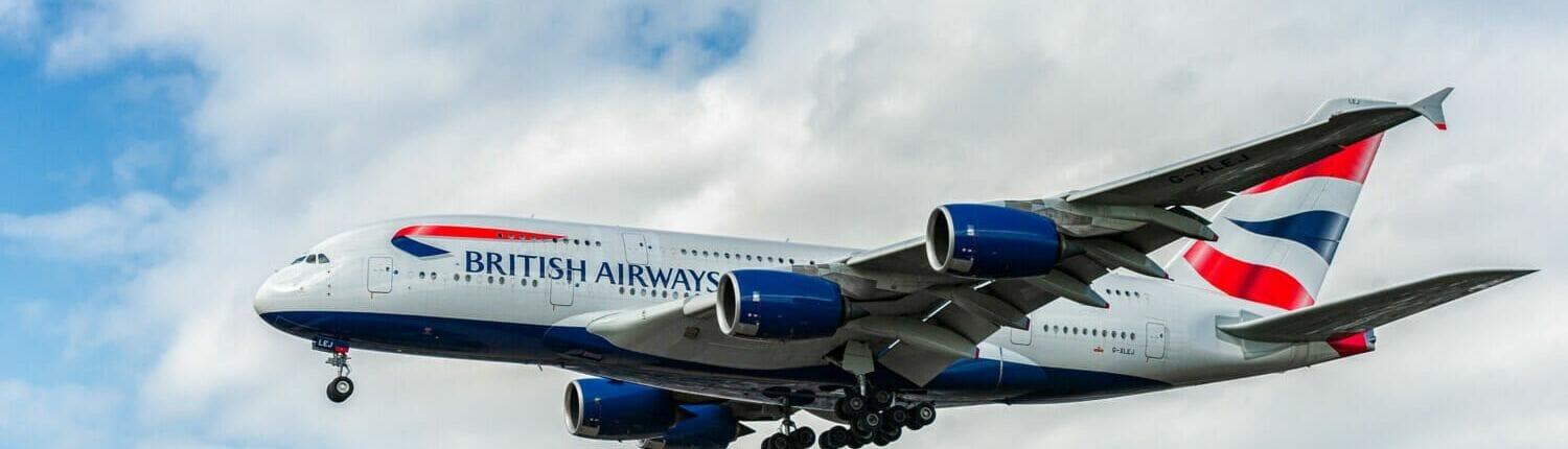 What is the World's largest commercial passenger jet?