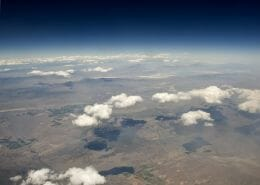 Why do passenger jets cruise at such high an altitude?