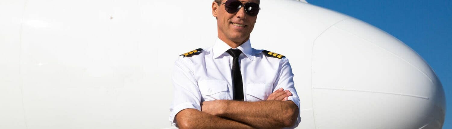 Bespoke life insurance packages for commercial airline pilots