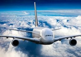 What speed do passenger jets fly at?